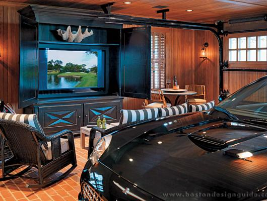 Perfecting Your Man Cave